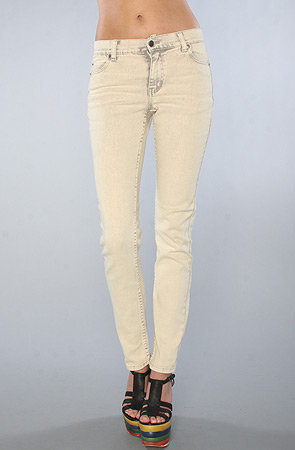The Tight Jean in Summer Brown