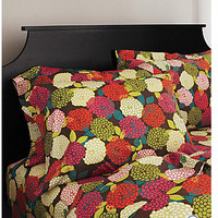 Zinnia Sateen Bedding