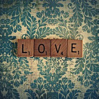 It's Spelled Love 8x10 Fine Art Photography Print My by jmbarclay