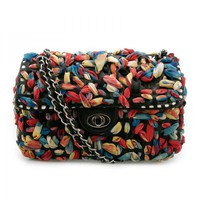 Chiffon Embellished Shoulder Bag on Luulla