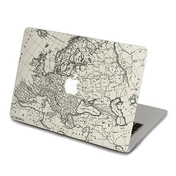 Love decal macbook decal Eur map mabook pro retina13 sticker macbook top decal front sticker macbook…