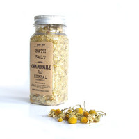Bath salt - HERBAL- Chamomile