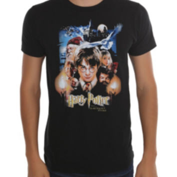 Harry Potter And The Sorcererx27s Stone T-Shirt