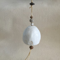 small simple white bell #1