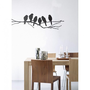 Ferm Living Lovebirds Wall decal - Couture Déco