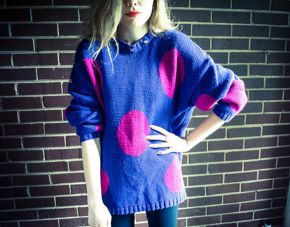 """Shop for polka dot sweater at distrib-wq9rfuqq.tk Free Shipping. Free Returns. All the time. Skip navigation. Black Grey White Purple Blue Green Orange Pink Red Off-white. Show Price. $25 – $50 $50 – $ $ You searched for """"polka dot sweater""""."""