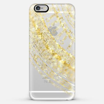 Your Golden iPhone 6 Plus case by Rose | Casetify