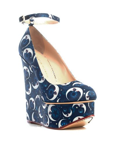 Carina shoes | Charlotte Olympia | Matchesfashion.com
