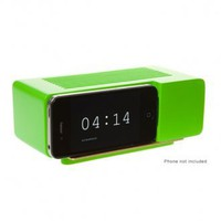 Jonas Damon Alarm Dock in Green - Gifts Under $50 - Gifts - Category