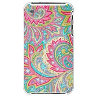 Pink Paisley iPhone 3G Hard Case on CafePress.com