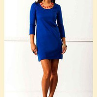 Simply Chic Ponte Dress