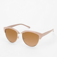 Farrah Mirrored Sunglasses