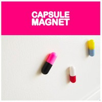 Mini Capsule Magnet | MochiThings.com