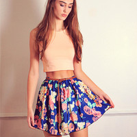 Field Flower Skirt - One size only