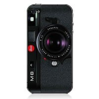 Camera IPhone4/4S Printing Case by Hallomall