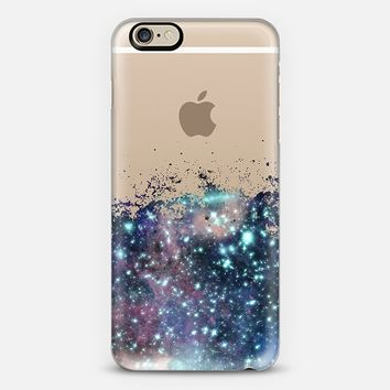 Dipped in Galaxy Stars iPhone 6 case by Organic Saturation | Casetify