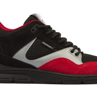 The 35 Lite BK: Black/Chili Pepper/Black | Gourmet Footwear