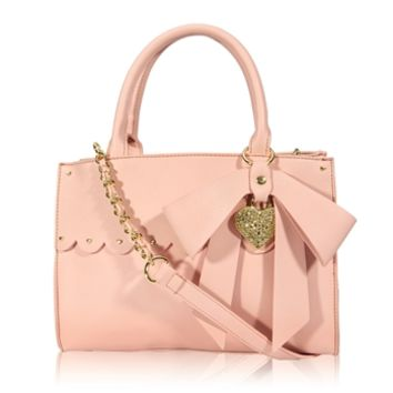 Betsey Johnson Sugar and Spice Satchel at Von Maur