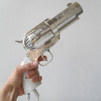 The 357 Magnum Gun Hair Dryer by Jerdon industries by Flyingace