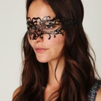 Leondoro Tattoo Italian Mask at Free People Clothing Boutique