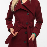 Jack By BB Dakota Belted Abi Coat