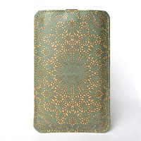 Leather iPhone/iTouch/HTC Desire / Mozart  Case  by tovicorrie