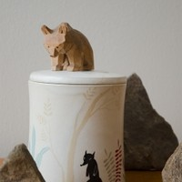 A Walk In the Forest | Container Stories - Ceramic | manos web