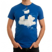 Imaginary Foundation Cloud Construction Men's T - Men's T - Store