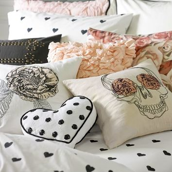 The Emily  Meritt Stitch Pillow Covers