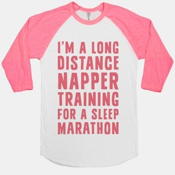 I'm A Long Distance Napper Training For A Sleep Marathon
