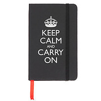Z Gallerie - Keep Calm & Carry On Notebook