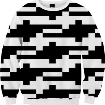 slovo Z sweatshirt created by trebam | Print All Over Me