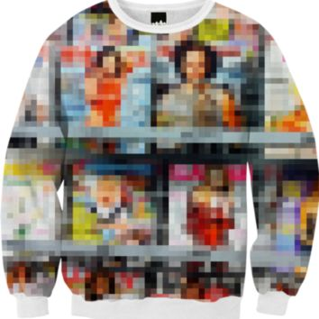 trac fall sweatshirt created by trebam | Print All Over Me