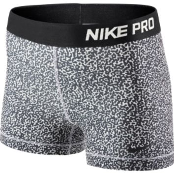 Nike Womenx27s 3x27x27 Pro Core Mezzo Compression Shorts