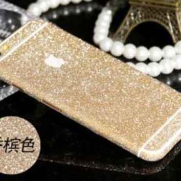 Furivy Luxury Bling Crystal Diamond Screen Protector Film Case for Iphone 6 Plus 5.5''…