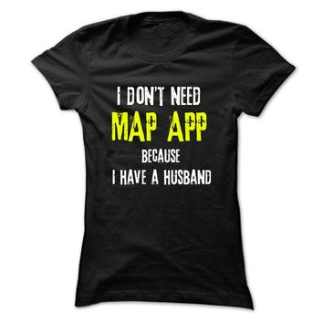 I dont need MAP APP becau