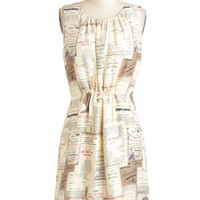 Novel Belle Dress | Mod Retro Vintage Dresses | ModCloth.com
