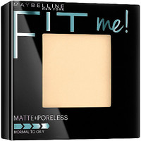 Fit Me Matte + Porless Powder