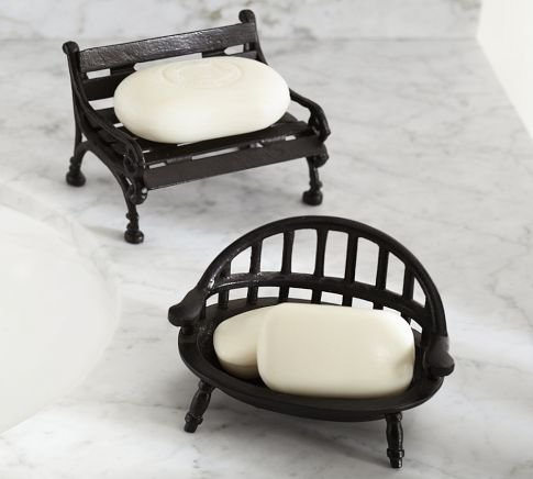 Bench Soap Dishes