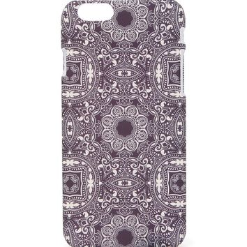 With Love From CA Tile Print iPhone 6 Case  Womens Scarves
