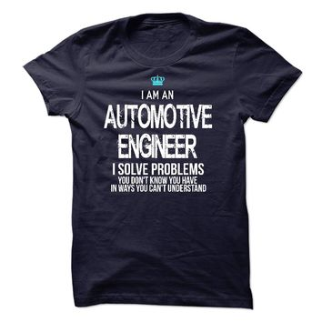 I am an Automotive Engine