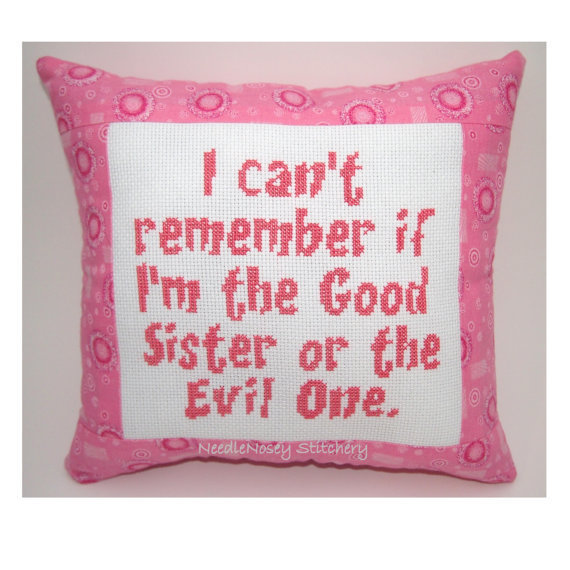 Funny Sister Quotes Images: Funny Quotes About Sisters. QuotesGram