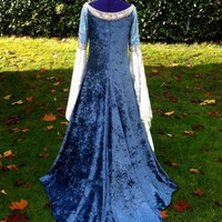 Lord of the Rings Arwen's Requiem Gown - Costume version, 1st payment