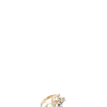 Girl's Best Friend Bejeweled Ring