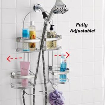 Expanding Shower Caddy