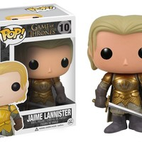 Game of Thrones Jaime Lannister Funko POP! Vinyl Figure