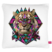Street Market — Ohh Deer - Wild Magic Cushion By Kris Tate