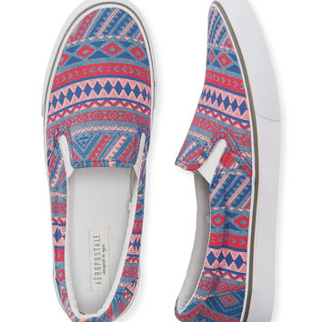Aeropostale  Southwest Slip-On Shoe