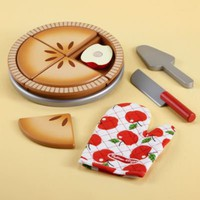 Kids Kitchen Gear: Kids Play Apple Pie Set