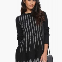 JOA Sweater Dress